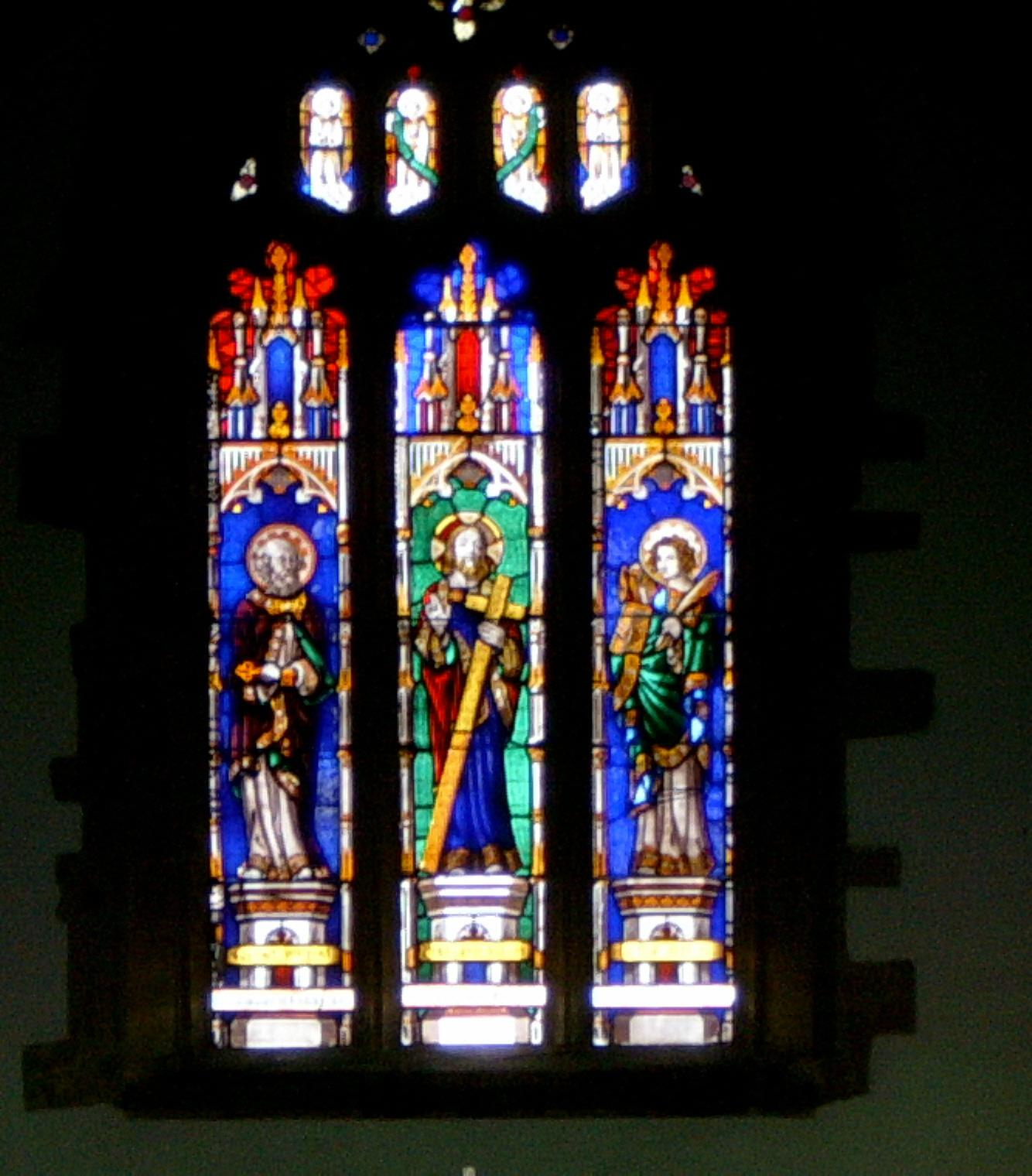 Stained Glass Windows : Can we just get a set dedicated to stained glass windows